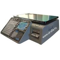 Весы CAS CL3000J-B с печатью этикеток
