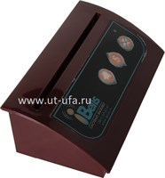 iBells-306 кнопка вызова-подставка под рекламу