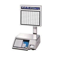 Весы CAS CL5000-IS самообслуживания с печатью этикеток
